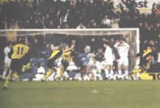 Heggs goal away at Leeds