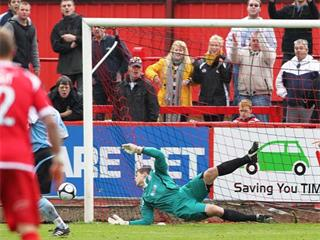 Joe Day Save Tamworth