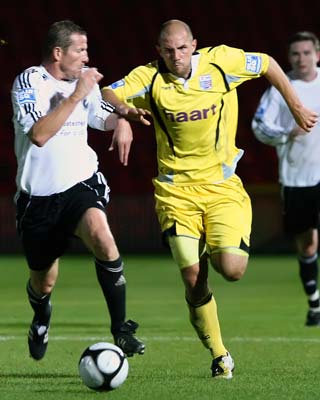 Craig Farrell at Gateshead