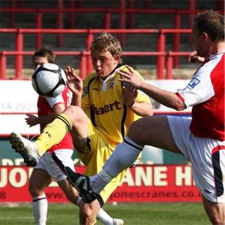 Jake Beecroft at Wrexham