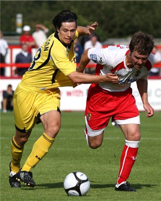 Matt Pattison at Stevenage